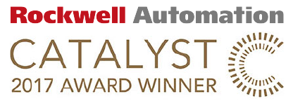 Rockwell Automation - Catalyst 2017 Award Winner